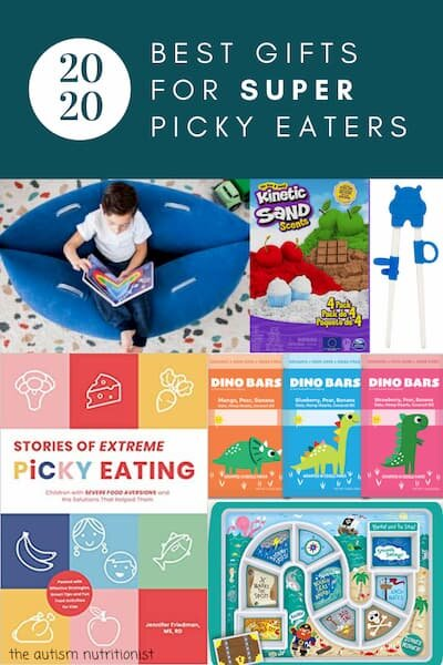Holiday Gifts for Extreme Picky Eaters – 2020 Guide from the Autism Nutritionist