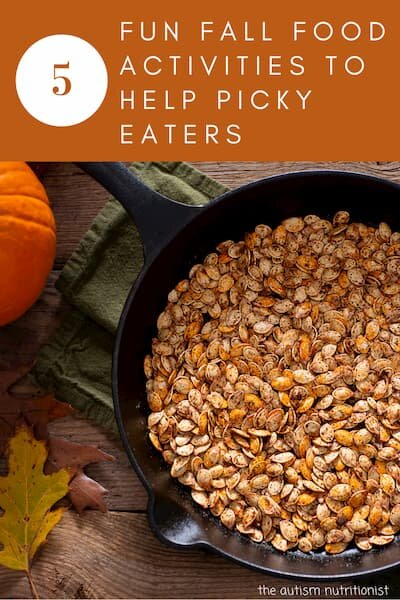 Fun Fall Food Activities for Picky Eaters