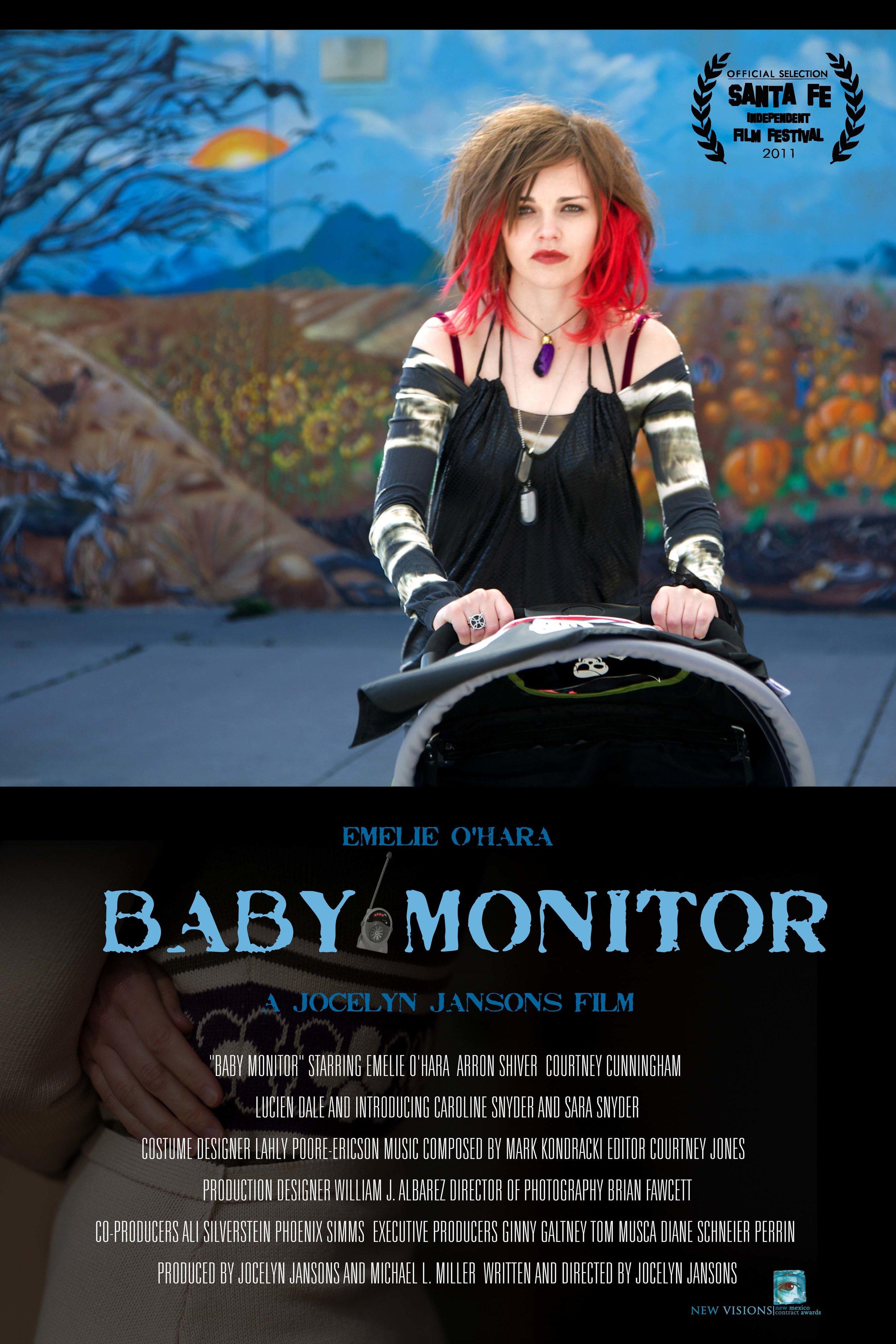 Poster image and design by Gabriella Marks. Actress Emelie O'Hara as Susannah.