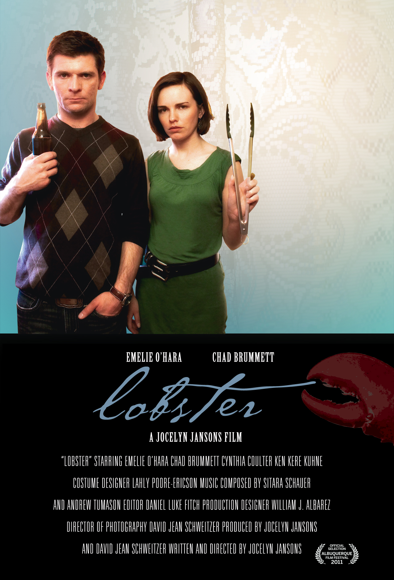 Poster design by Gabriella Marks.