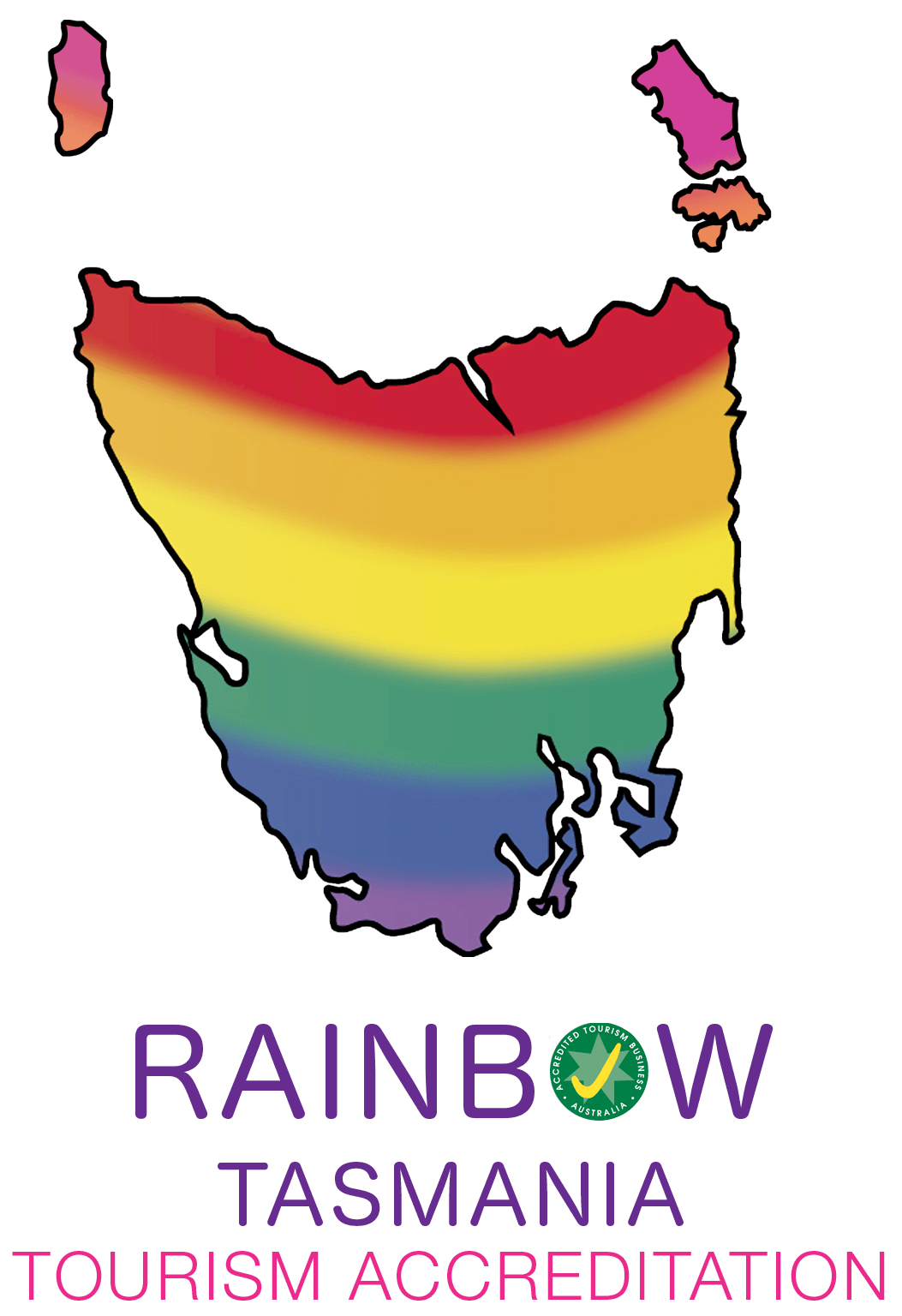 Rainbow Tasmania Tourism Accreditation Logo (1).png