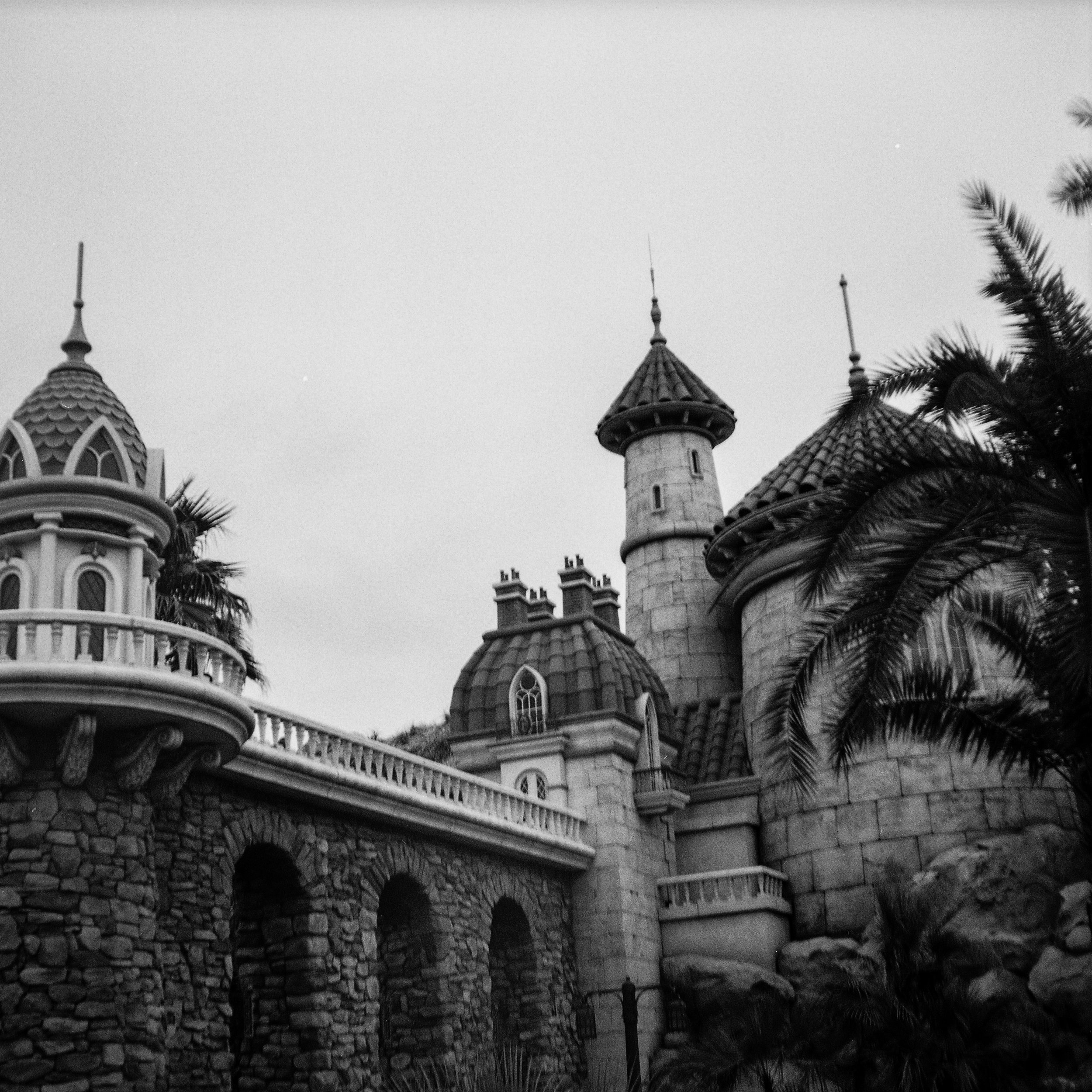 1949 Kodak Brownie Hawkeye Photo Medium Format 620 Film Zoe Kissel Photo Walt Disney World Magic Kingdom New Fantasyland Under The Sea Journey of the Little Mermaid
