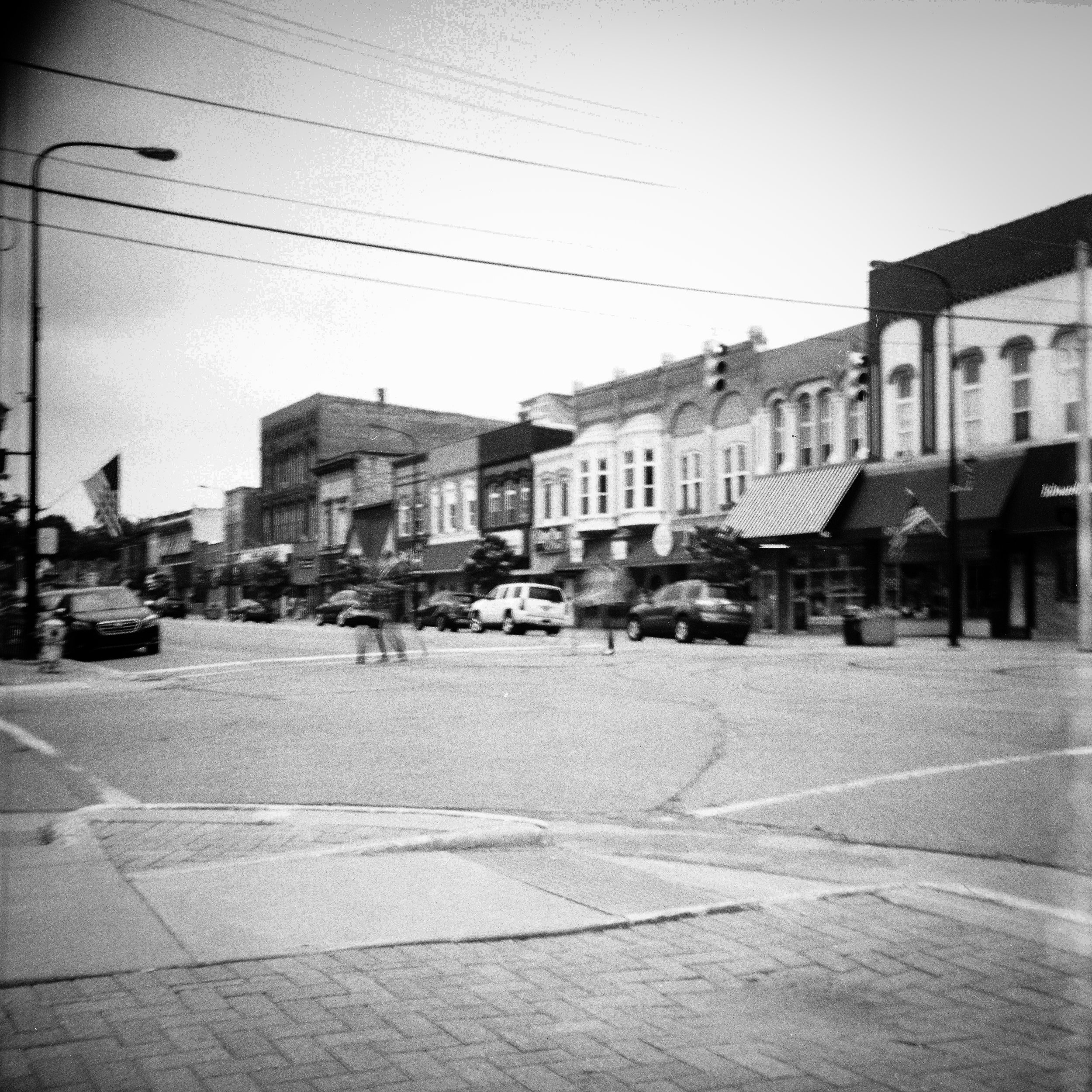 1949 Kodak Brownie Hawkeye Photo Medium Format 620 Film Zoe Kissel Photo Charlotte Michigan Threadbare Mitten Film Festival