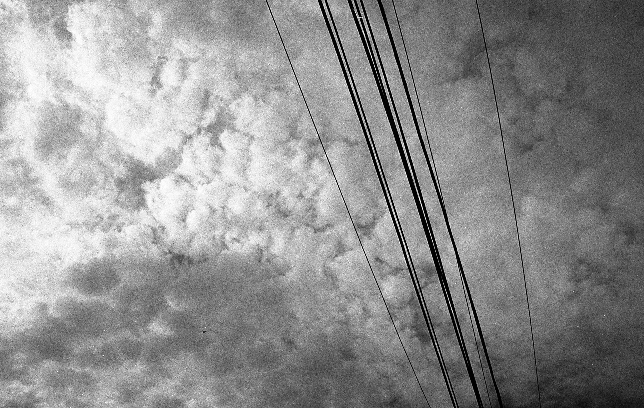 1981 Minolta X-700 Photo 35mm Film Zoe Kissel Sky Cloud Filter