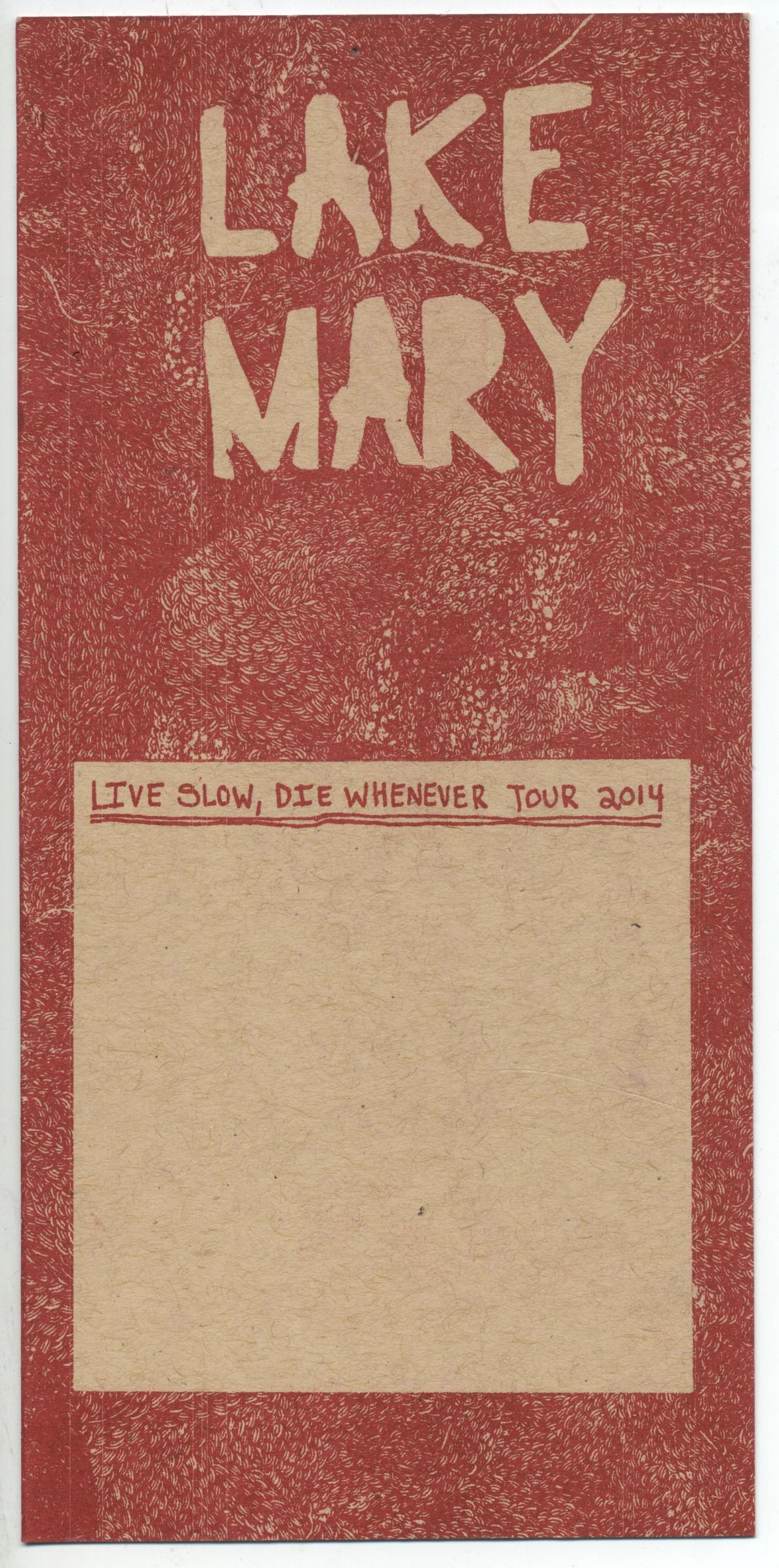 Lake Mary Tour Flier.jpeg