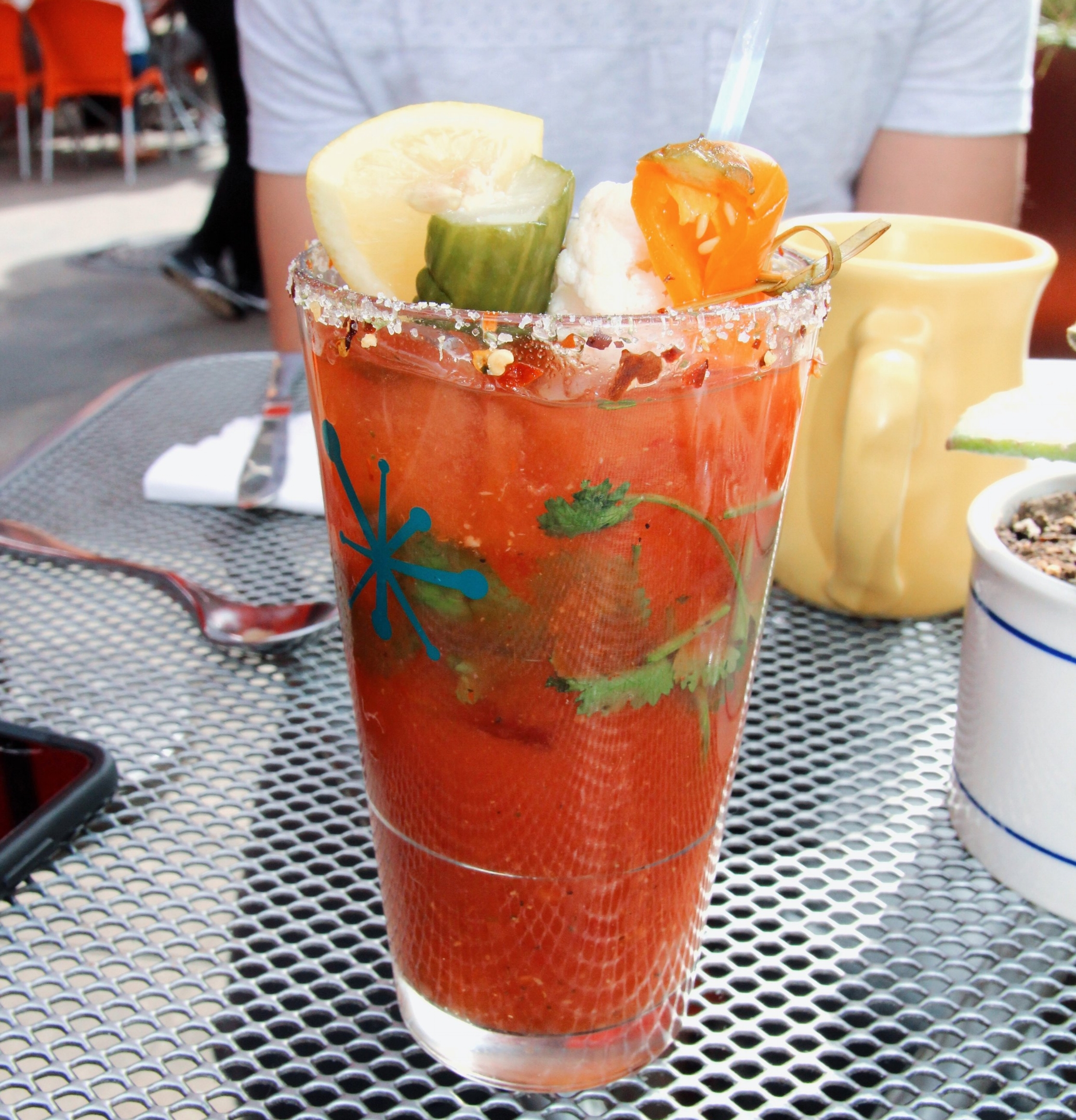 best bloody I've ever had -