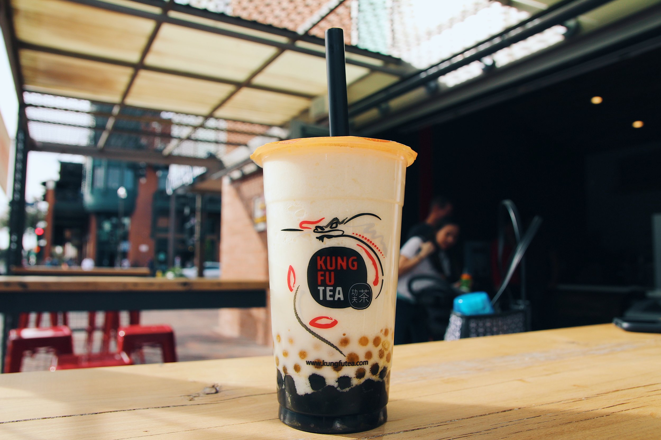 refreshing boba made by the friendliest staff, ever -