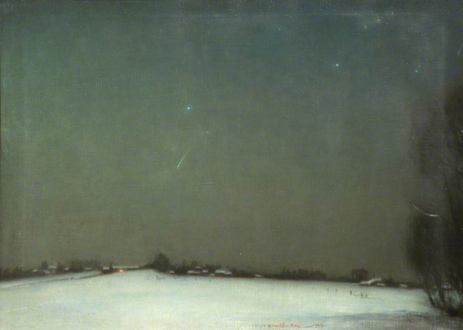 The Falling Star. James Hamilton Hay.