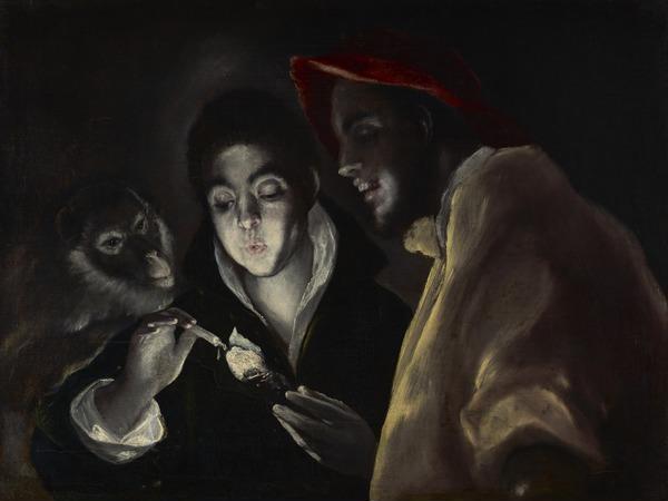 An Allegory. El Greco.