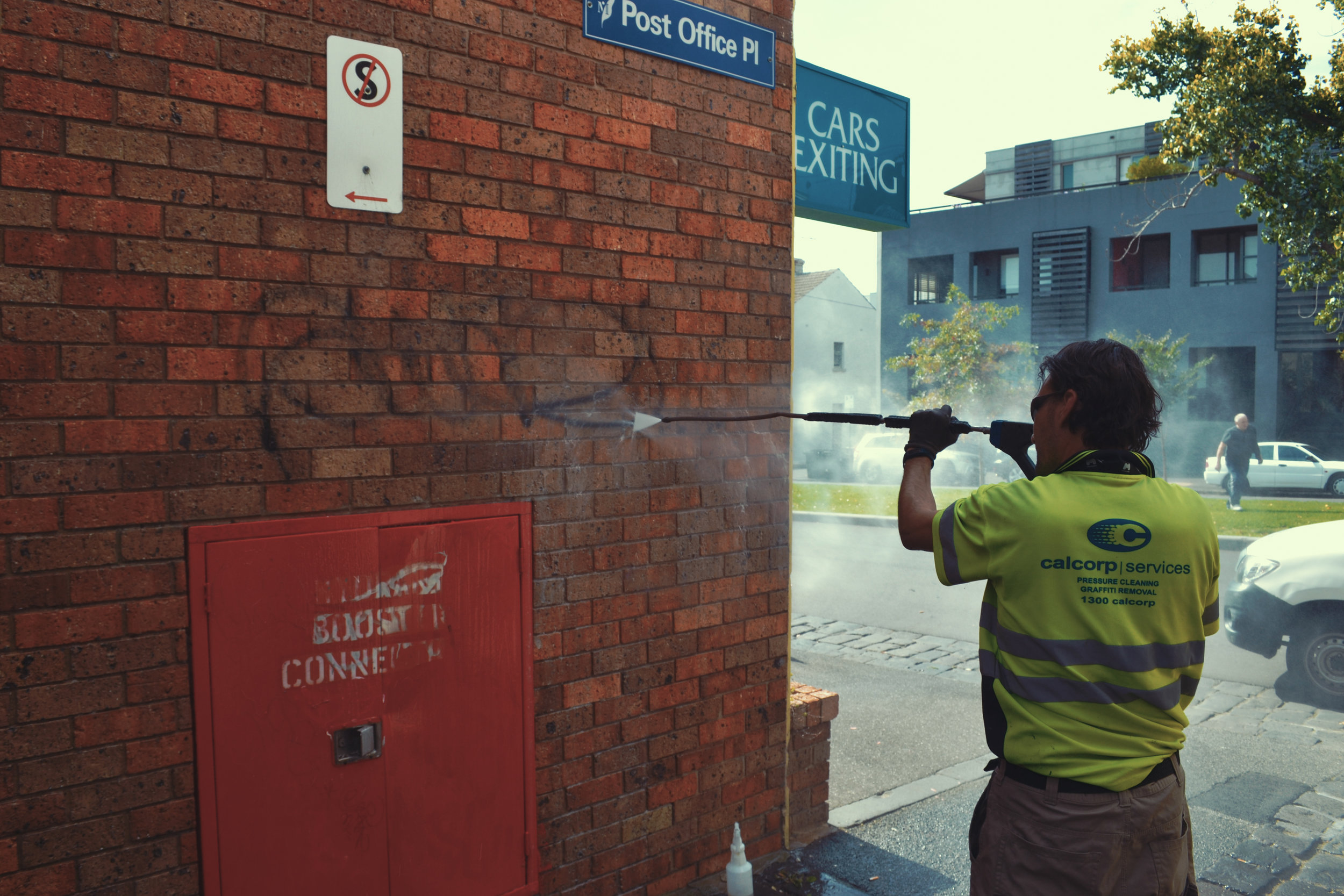 Graffiti Removal &Treatment -