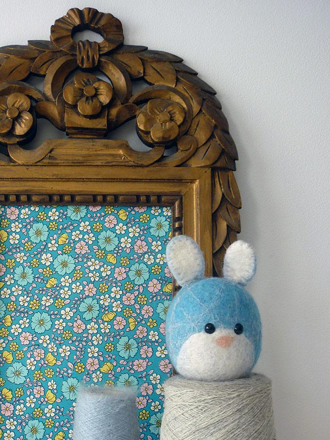 Artiste textile française CAM DUP - Camille Dupuis - animal feutré