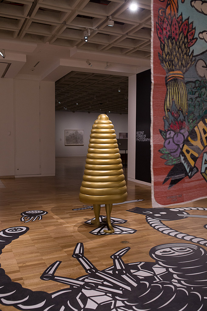 Artiste indonésien Eko Nugroho - Art gallery of NSW - rûche