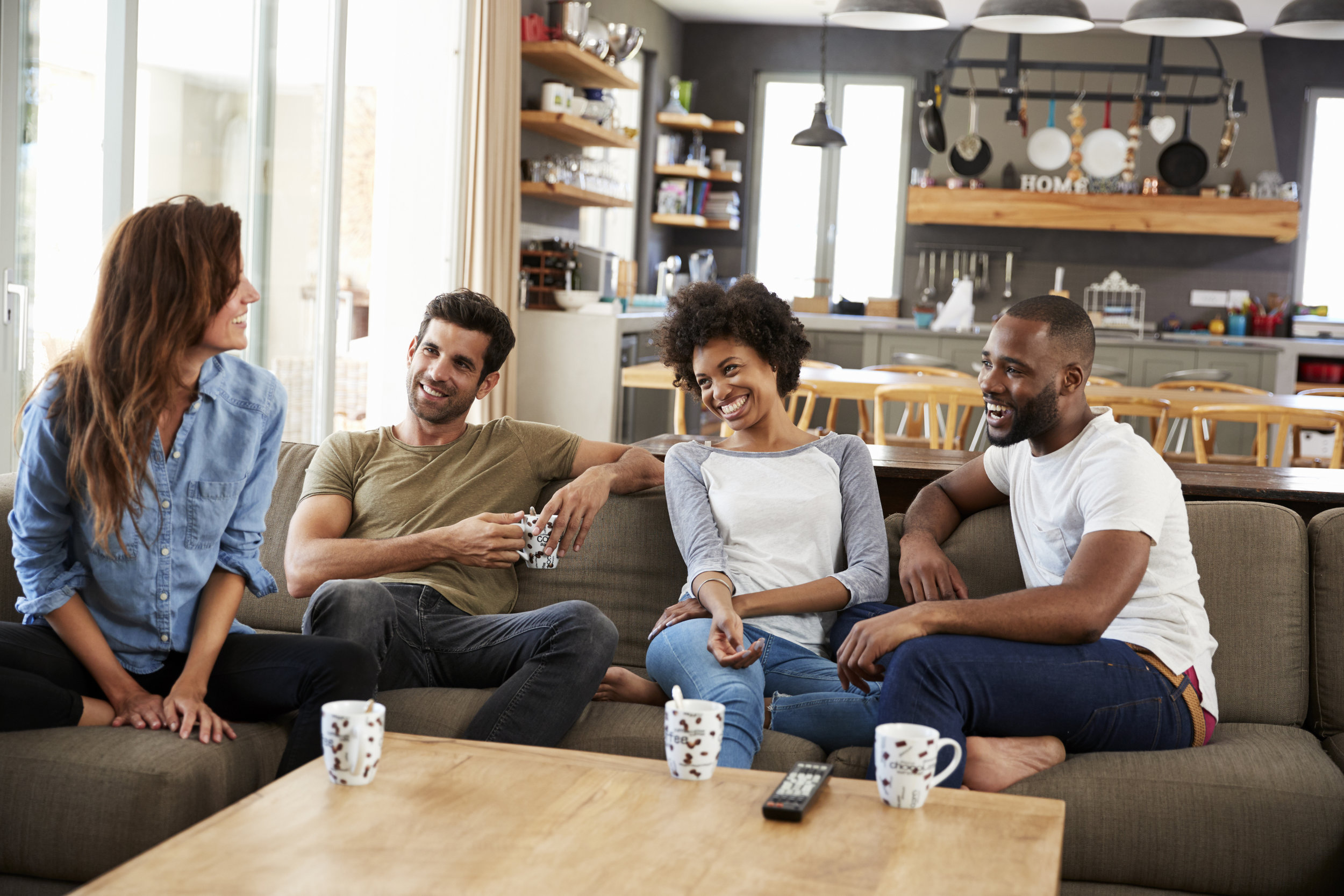 Millennials feel more comfortable talking about money