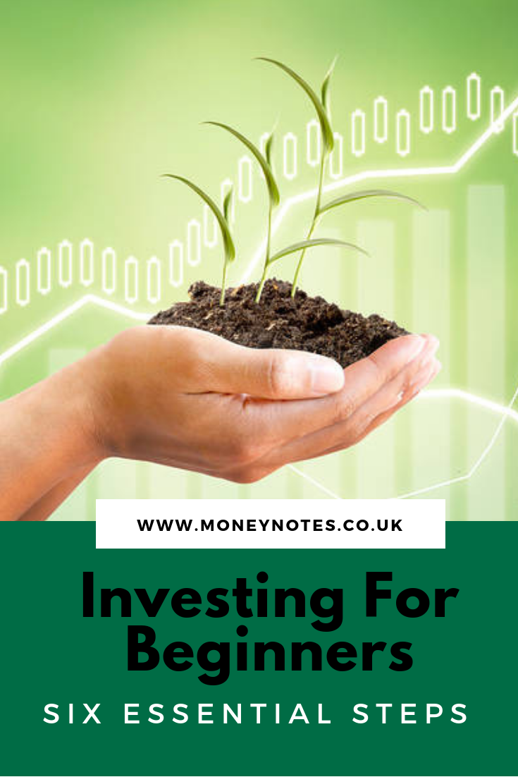 Investing For Beginners - Six Essential Steps