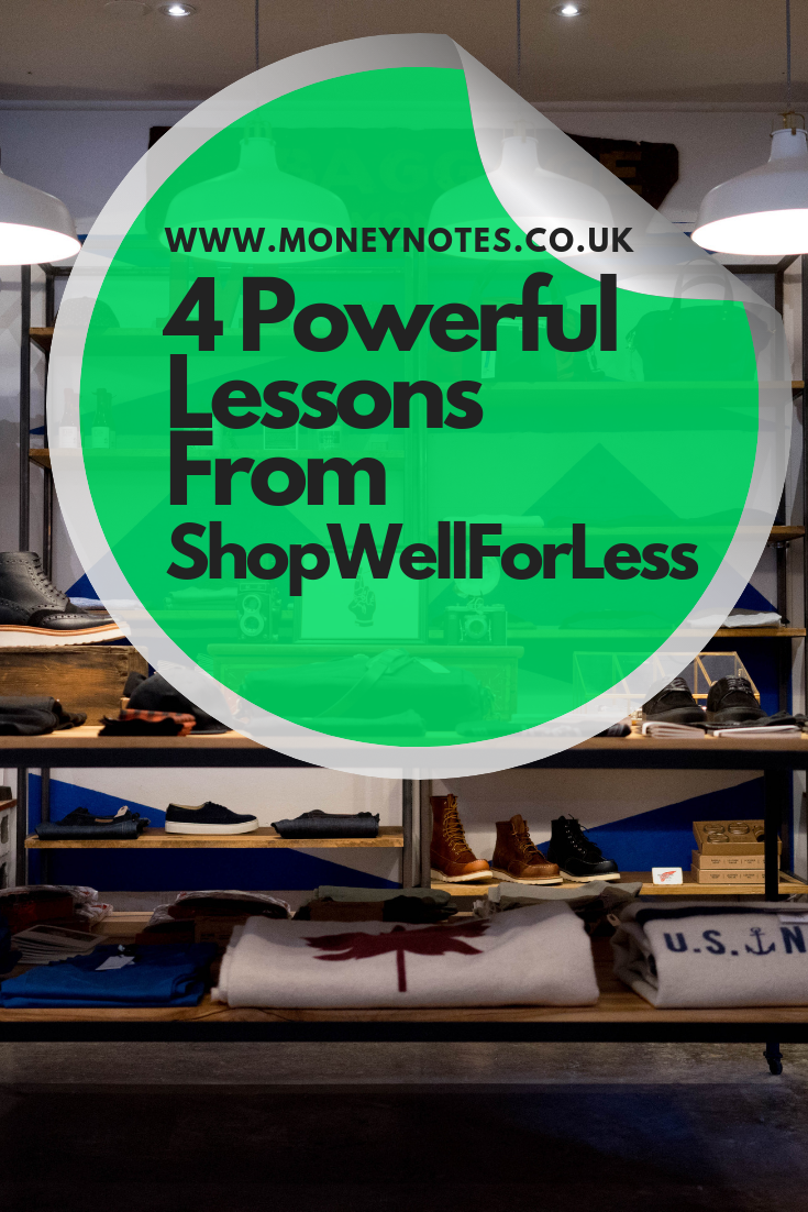 4 Powerful Lessons From ShopWellForLess