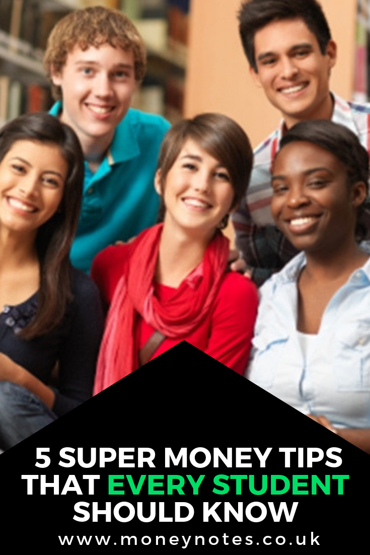 5 Super Money Tips That Every Student Should Know