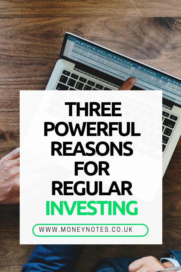 Three powerful reasons for regular Investing