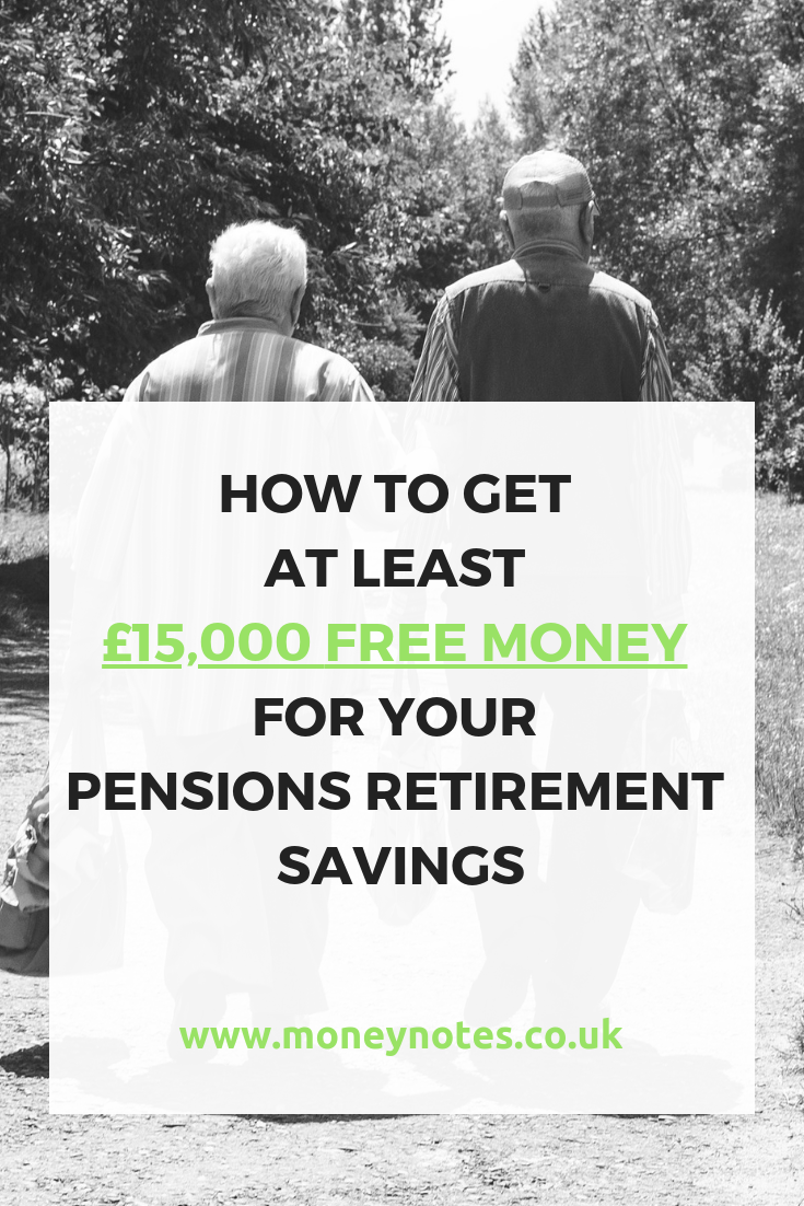 Free Money Pension