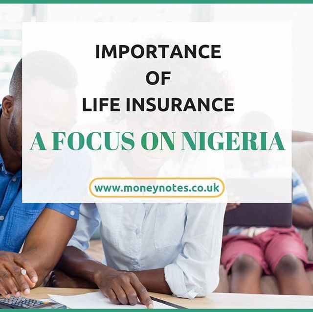 An unexpected death of a loved one can be absolutely devasting and is always long lasting, as was the case when I lost my dad at a very young age growing up in Nigeria.  The financial impact can also be significant in the case where the person is the main provider of financial support for the family.  Therefore, having a life insurance policy helps provide financial continuity and stability for your family after such an event. Find out more about this piece which is very close to home for me.  Link in bio @moneynotesofficial  https://www.moneynotes.co.uk/blog/life-insurance-in-nigeria  #nigeria #insurance #naija #financialstability #newyearresolution #personalfinance #betterliving