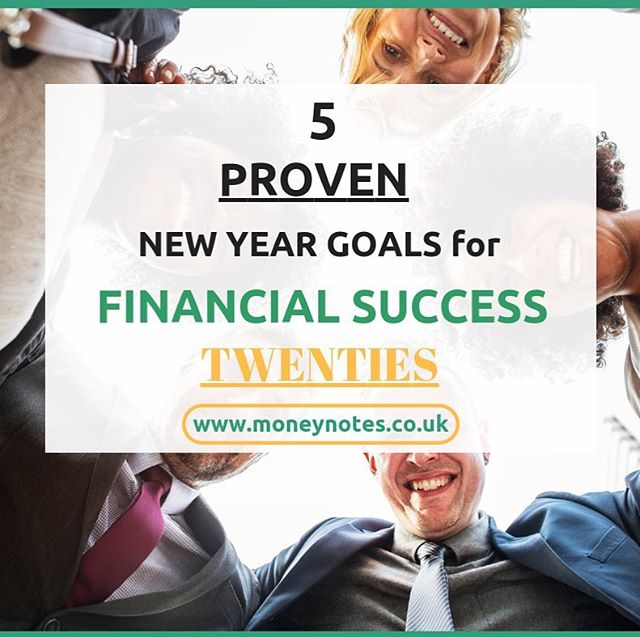 New Year #resolution and #goals have become so #clichéd. With most of these goals quickly discarded before the end of the first month.  However, I believe there is #power in at least trying to follow a different path of self-improvement and ultimately better living.  I will be writing four blogs to help you set the financial aspect of your goals.  This week I focus on those in their #twenties. Next week's blog will be for those in their #thirties  Goal #1 - Start investing for retirement  Goal #2 - Start a regular investing  Goal #3 - Pay down your debt  Goal #4 – Read five personal finance books this year  Goal #5 – Start a side hustle  See link to full blog in bio  #retirement #investments #books #sidehustle #debt #goals #newyear