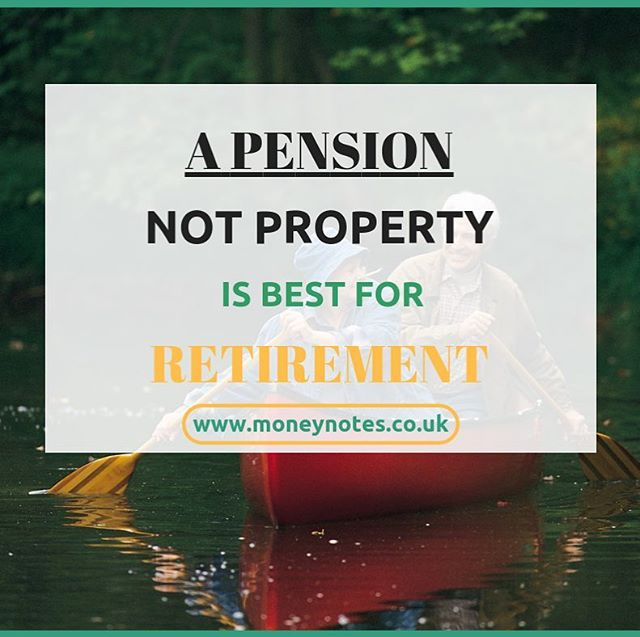 When it comes to planning for a retirement, the choice between a pension or property #investment has persisted in the UK for such a long time.  Such conversations are littered with sentiments, emotions and ultimately behavioural biases.  What if we let the numbers do the talking and thinking, I wonder where we would end up.  Are you Team #Property or Team #Pension  Link to full blog in bio @moneynotesofficial