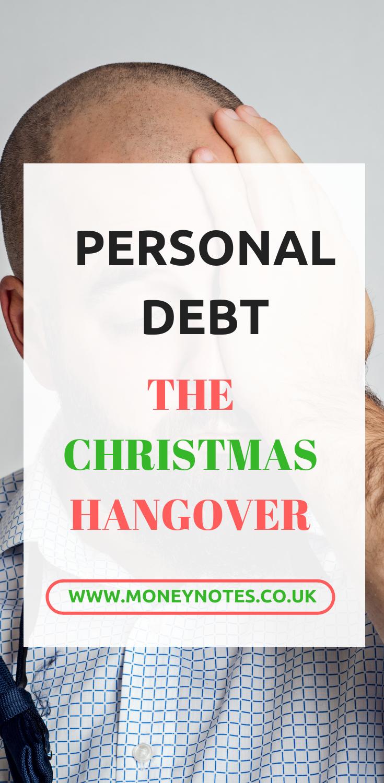 Personal Debt - Christmas Hangover - Pinterest