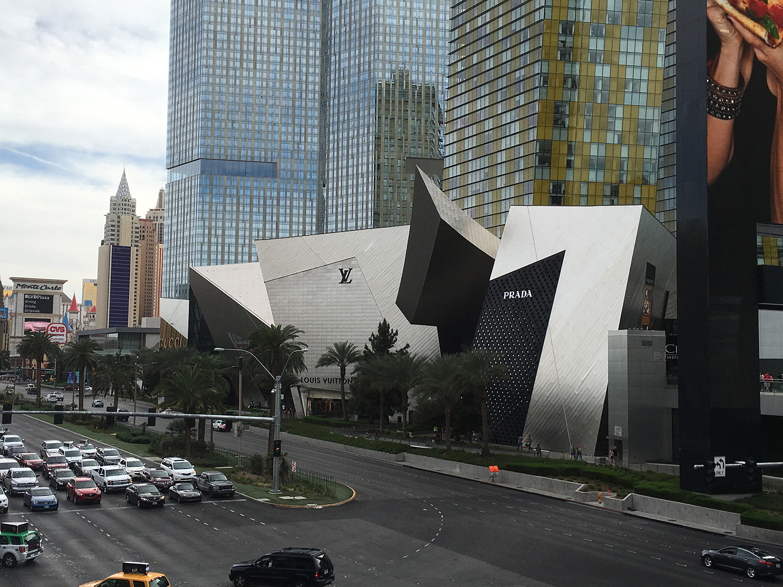 Crystals at City Center | View B