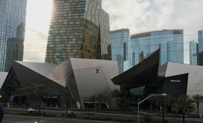 Crystals at City Center, Las Vegas, NV.