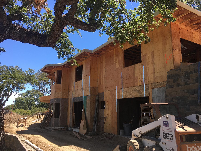 Custom House, Walnut Creek, CA.