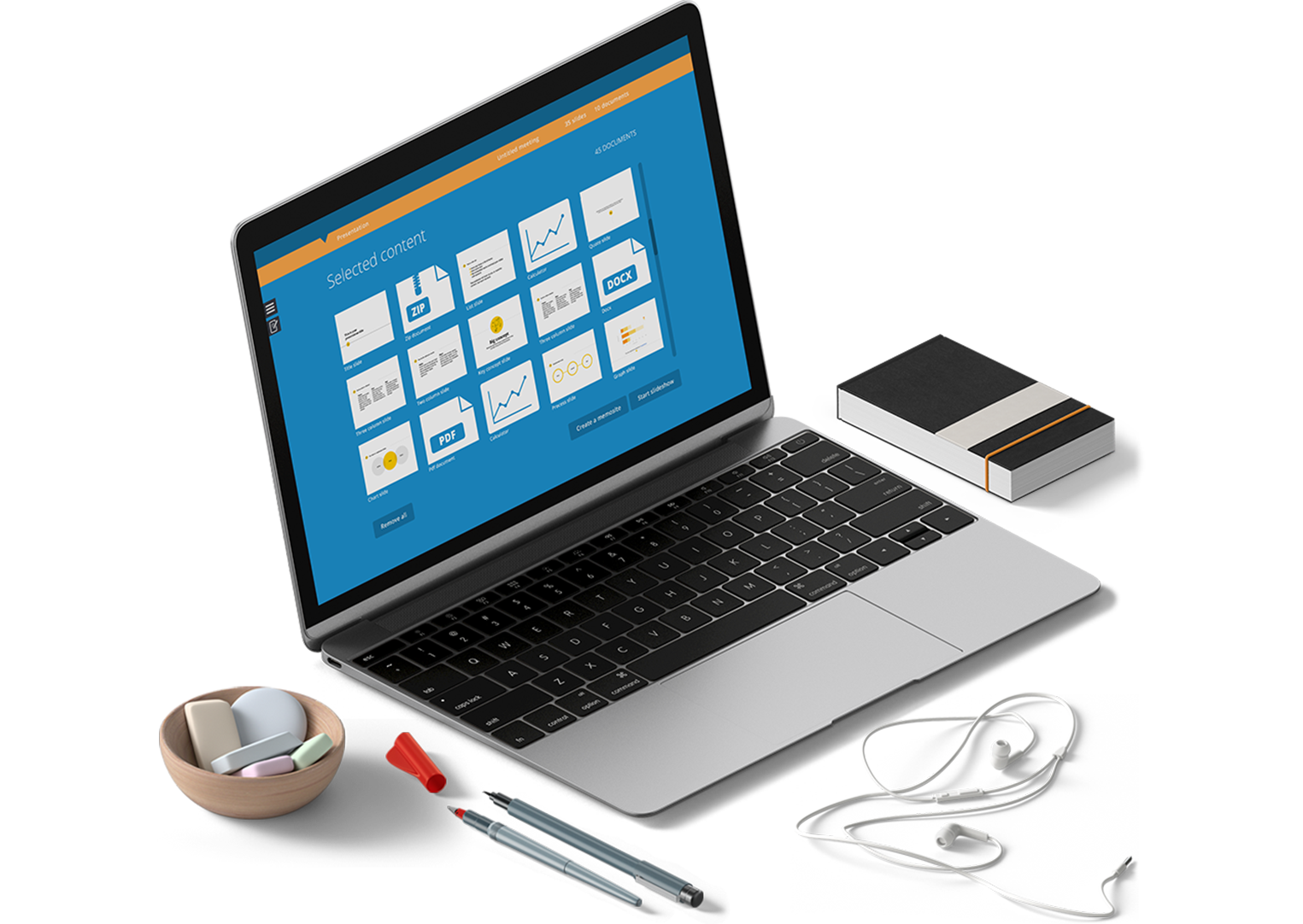 Salesframe is a sales presentation tool for teams of all sizes