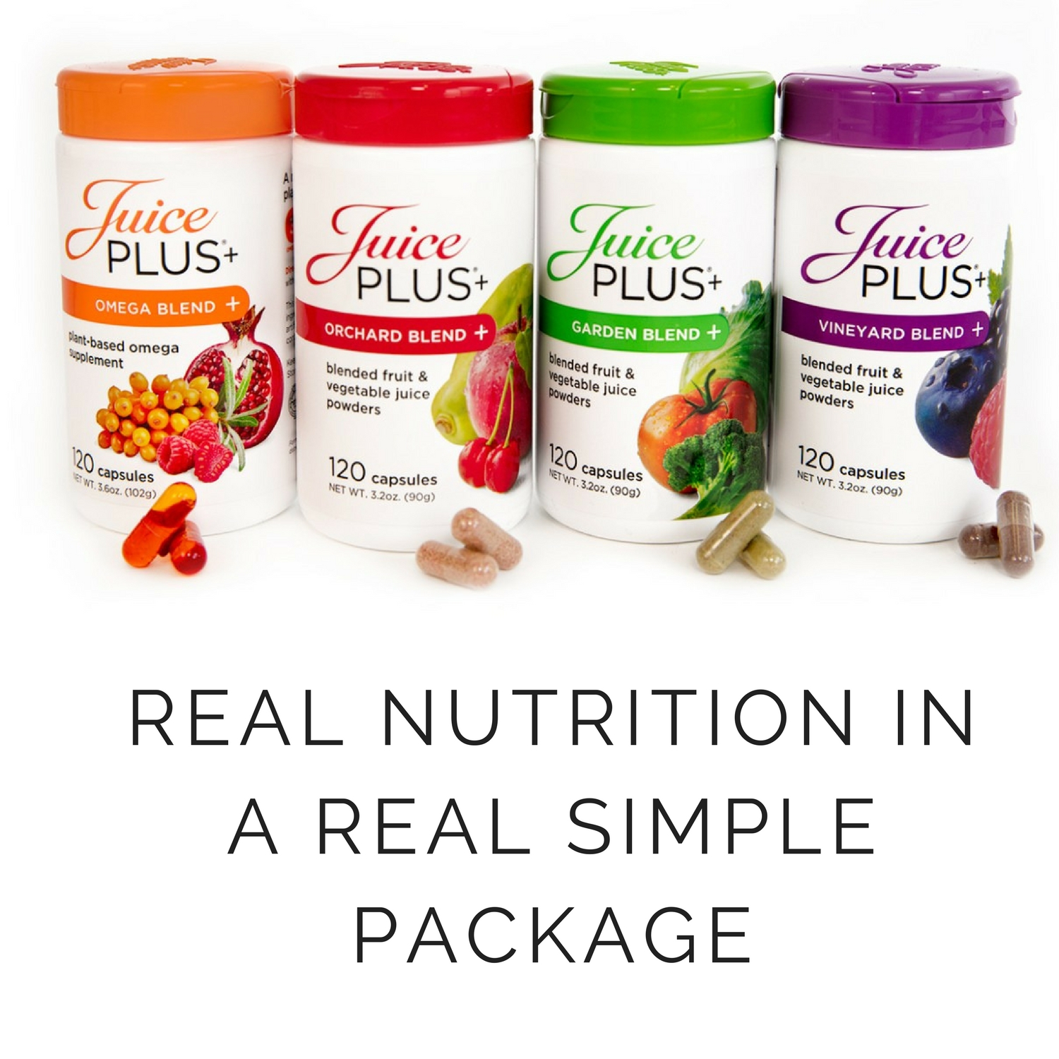 These high quality products will help you make the diet and lifestyle changes you seek without dieting, restricting, or feeling deprived.