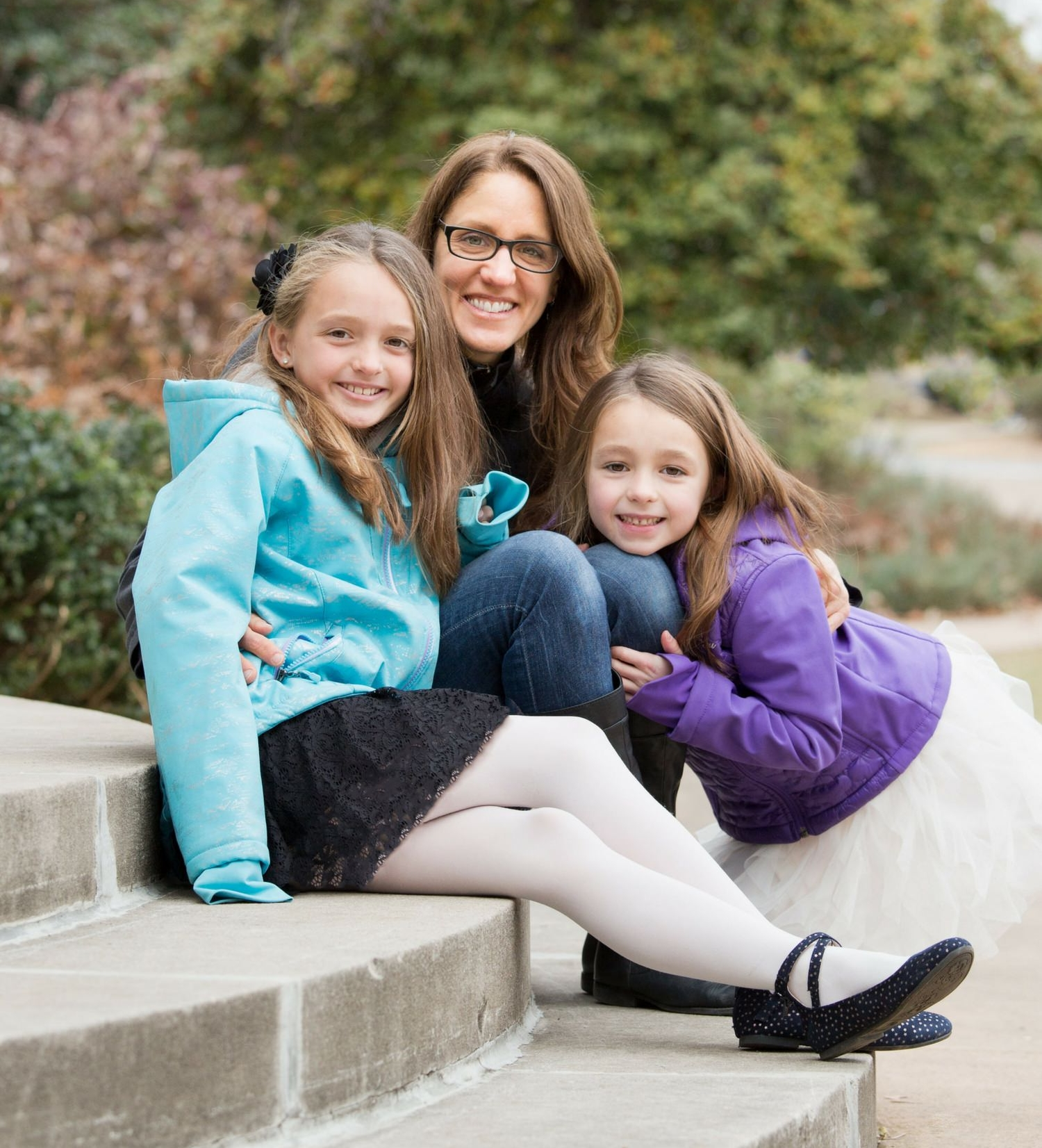 Today, I am the mama to two beautiful girls and finally feel healthy, strong, and energized. -