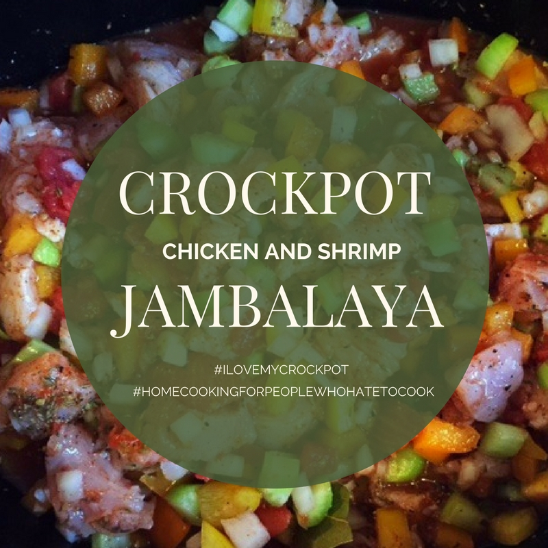 Clean crockpot made easy! I call it home cooking for people who hate to cook!