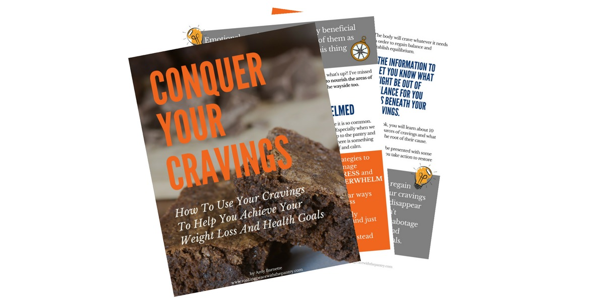 Learn the best way to lose weight for your unique body by understanding your food cravings. Download Conquer Your Cravings today!