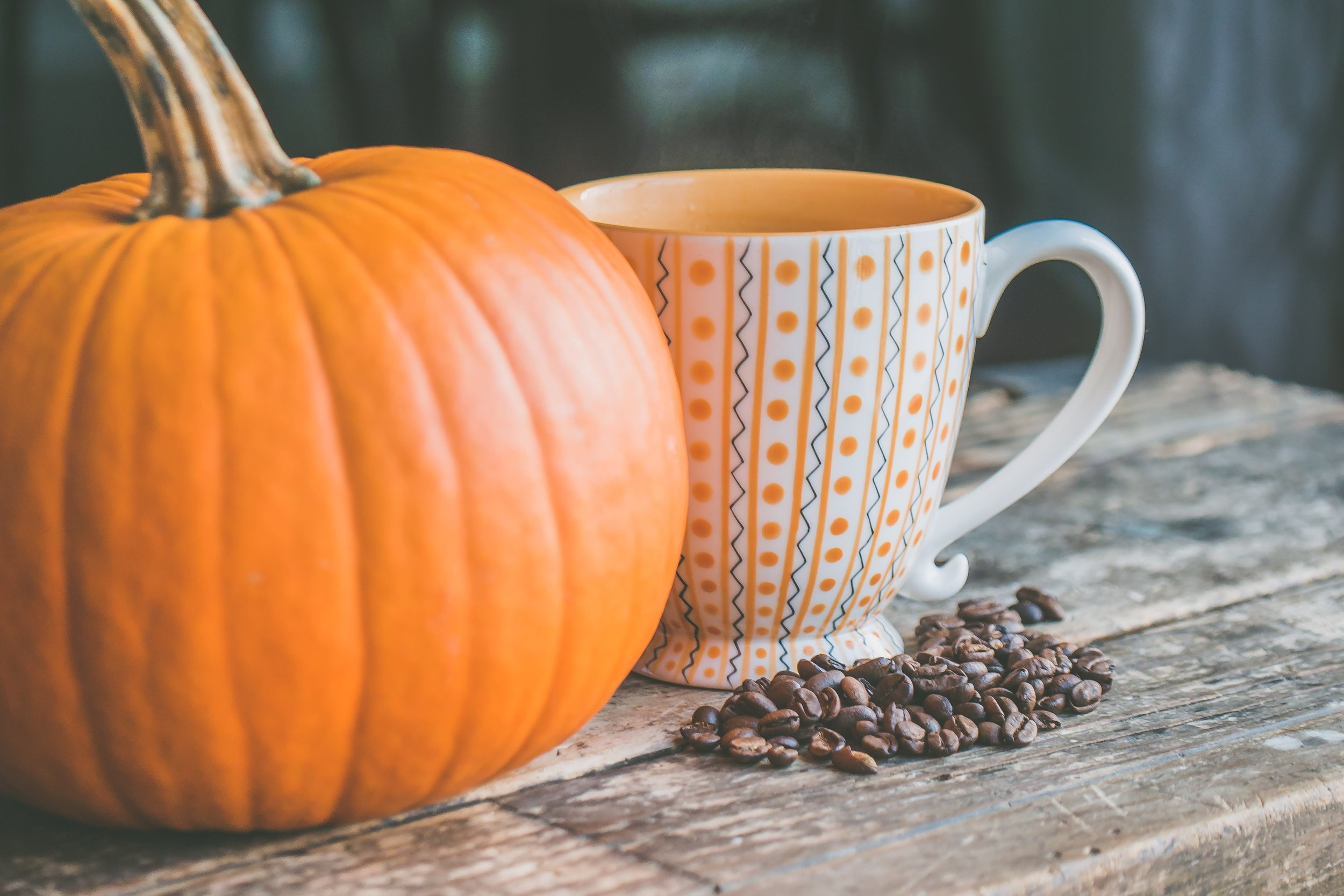 simple, healthy pumpkin recipes