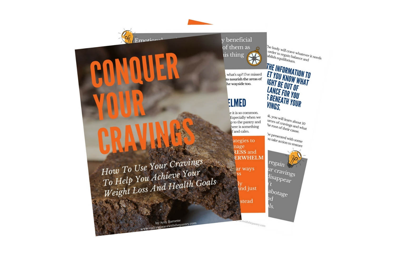 Demystify your food cravings and build a better understanding and appreciation of your body with this free eBook and companion email course.