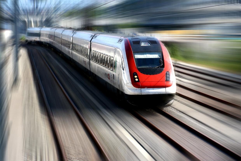 Fokus Rail - Unser Leistungsportfolio für den Rail Sektor finden Sie hier auf einen Blick!