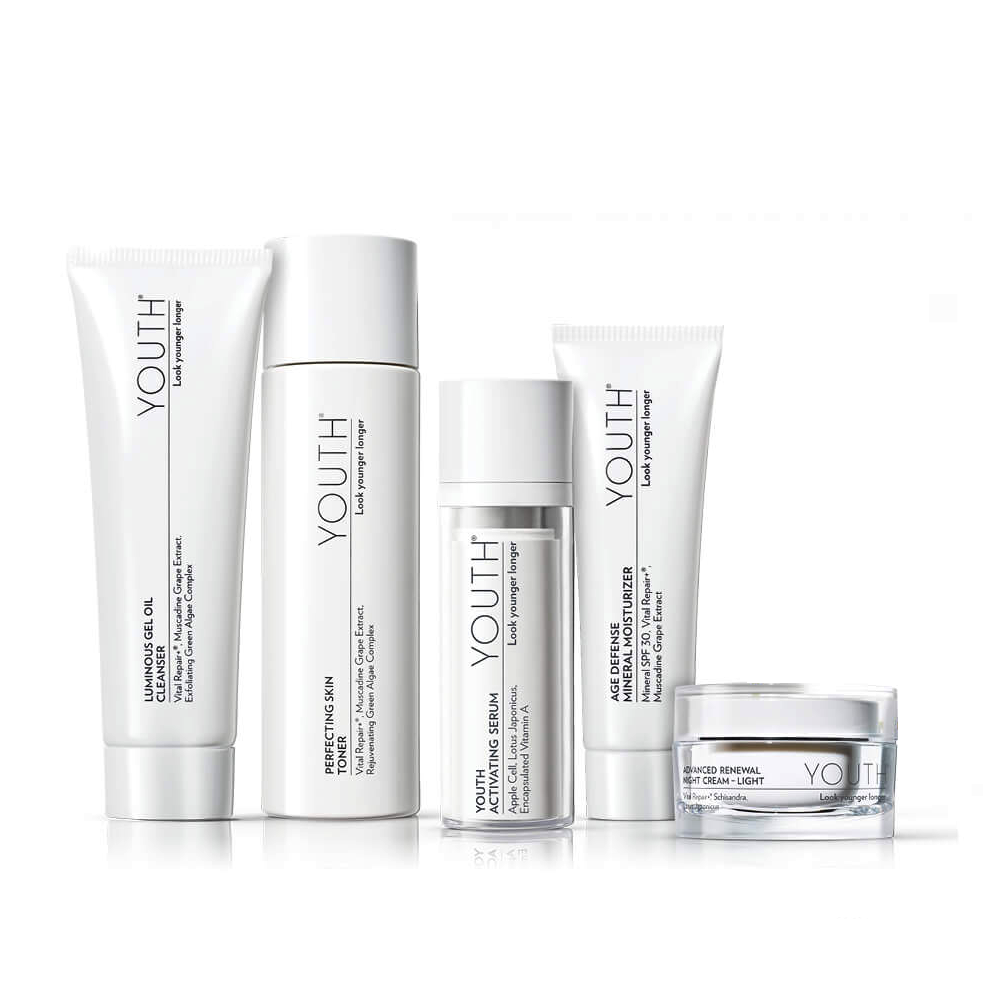 featured product - YOUTH® Personalized Regimen
