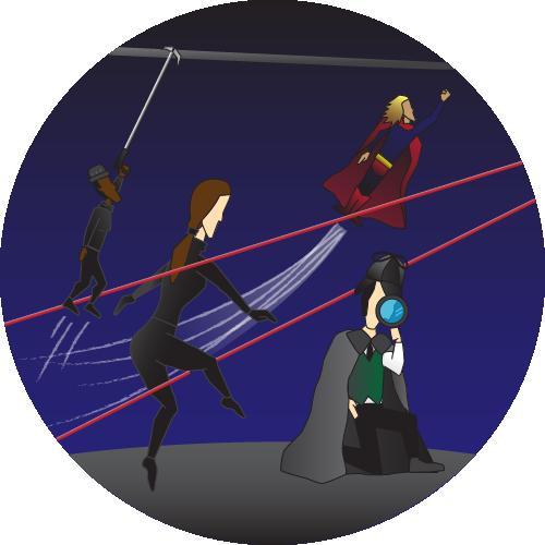Crimefighting Science - Badge.png