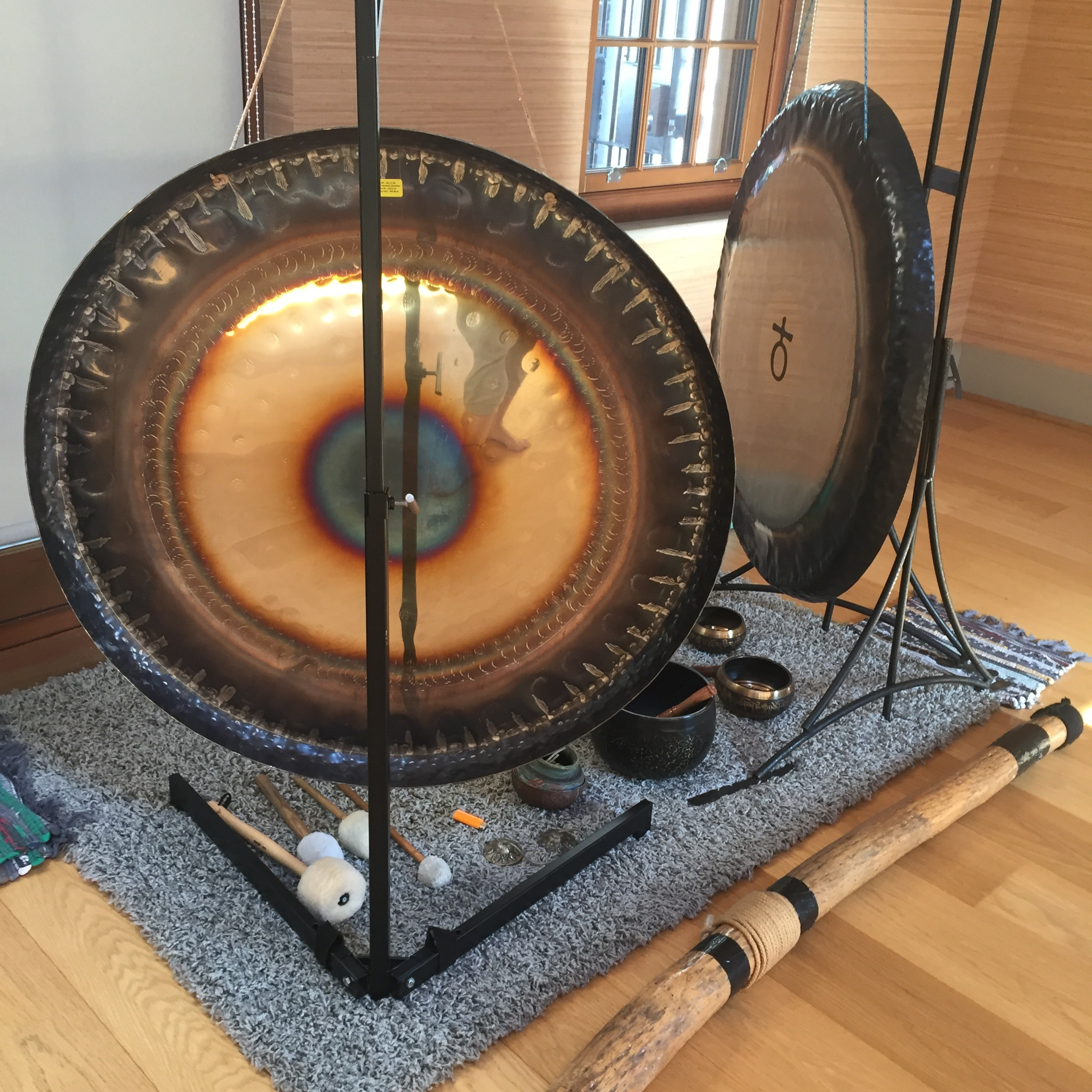 Monthly Gong Bath - Hosted every last Friday of the month our monthly Gong Bath is a relaxing sound session that calms the mind and softens the body. Find out more here.
