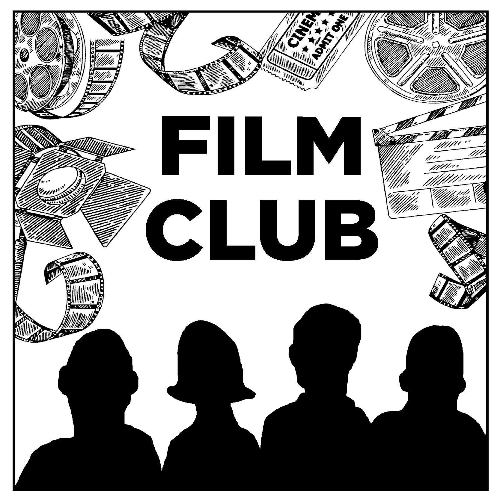 Monthly Film Club - Hosted every second Friday of the month, these film screenings are often topical, interesting and great way to meet other locals. Find out more here.