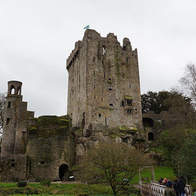 Blarney Castle . . . . . . . #travelbreak #travelwritersjournal #travelwriting #tblogger #travelblogs #travelblogging #travelbloggers #travelbloggerlife #travelphotoblog #phototravel #blarneycastle #blarneystone #blarney #irelandtravel #ireland #eire