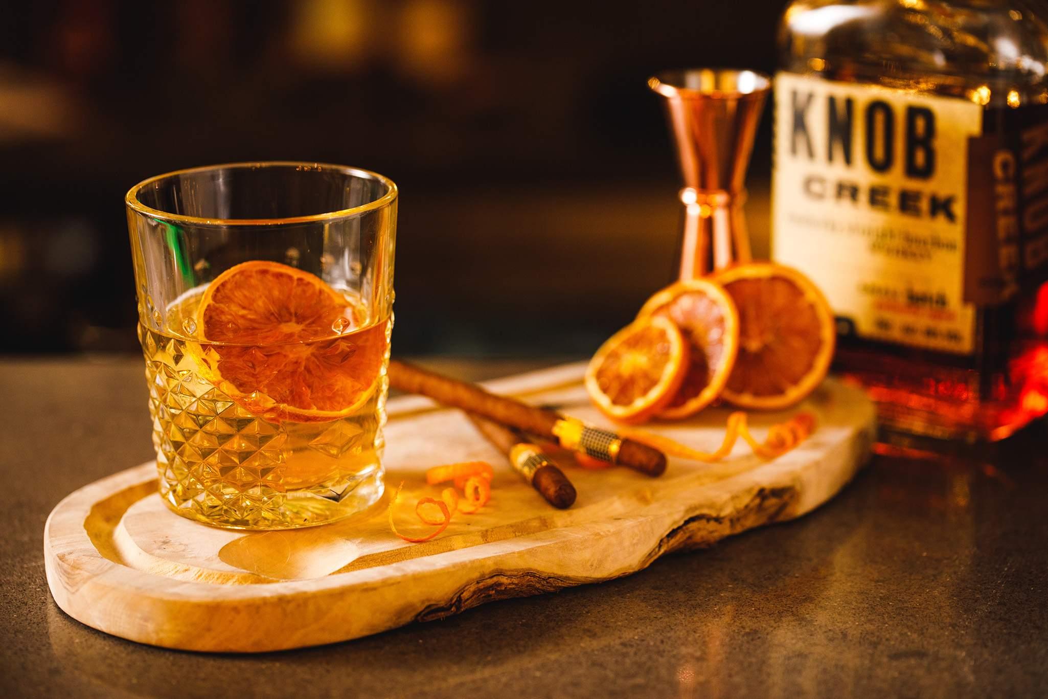 Gentleman and Scholar Pub - Old Fashioned - Whiskey 6.jpg