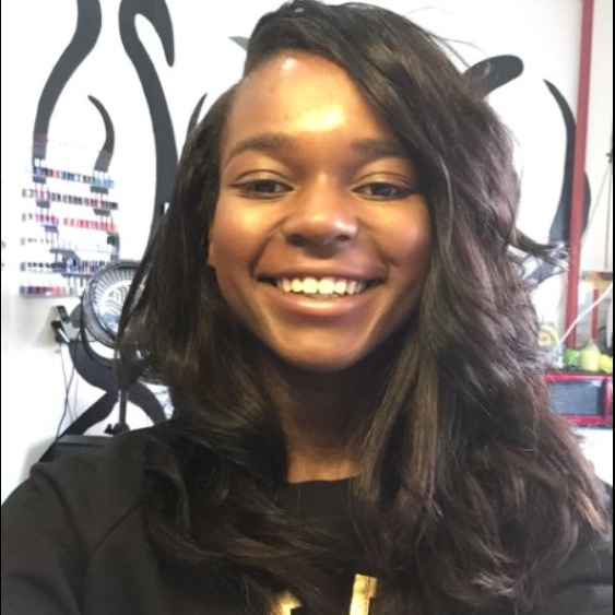 Social Media Manager - Destiny Washington is a Social Media Manager (and jack-of-all-trades) for Nuele Hair. She has been working in graphic design since 2014 but has been creative since her childhood. Her professional expertise lies in design, events, and customer service. A Brooklyn native, Destiny is eager to explore and continue creating in her new home of Philadelphia, with Nuele!destiny@nuelehair.com