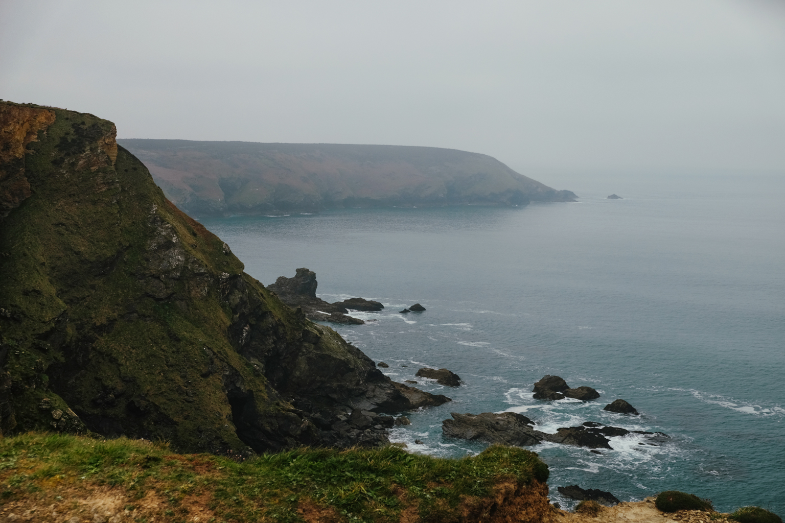 One last look at the view from the North Cliffs before heading home