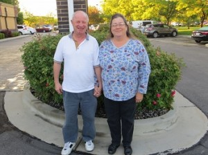 Truth in Love missionary Steve and his wife Karen