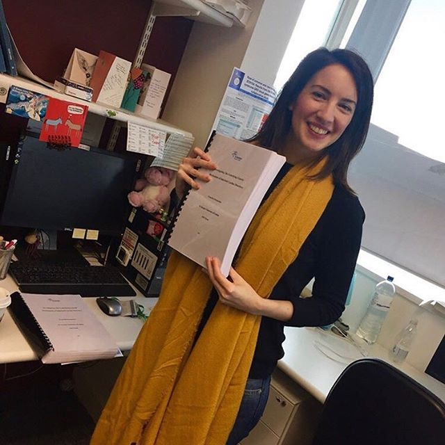 As we get ready to start the new academic year here's a flashback to our wonderful #phdstudent Faye who finished last year - we miss her loads!!! (And her clean organised lab bench!) 😁😁 Faye's project was to investigate the #genetic causes of #cardiac #raredisease and used a combination of #wholeexomesequencing #cellculture #SNPchips and #zebrafish 🐠 🧬 . . . . . #womeninstem #science #labwork #laboratory #scientist #scientistsofinstagram #lablife #biology #genetics #sciencecommunication #gene #womeninstem #sciencecareers #lab #earlycareerresearcher  #postgraduate