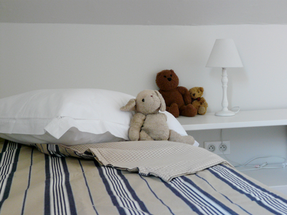 equestrian stay family France