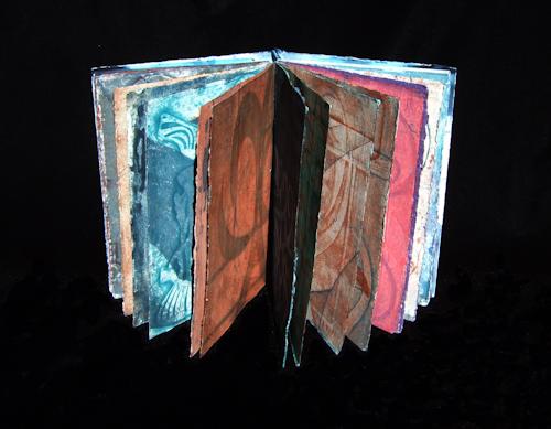 Doors of Skopelos (collaborative artists' book)_Schick.JPG