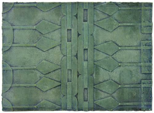 Gate (collagraphic plate)_Schick.JPG